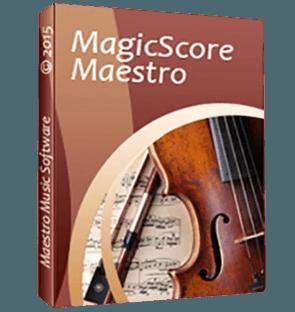 MagicScore Maestro 8