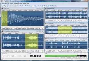 Abyssmedia WaveCut Audio Editor