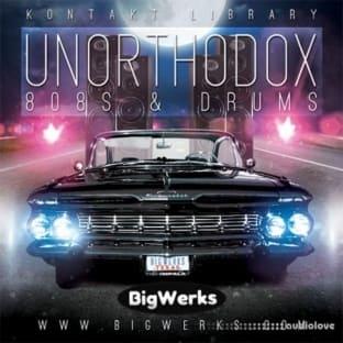 BigWerks Unorthodox 808s and Drum Kit Kontakt Bundle