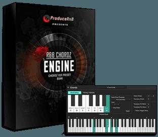 ProduceRnB The RnB Chordz Engine
