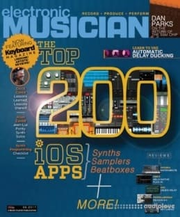 Electronic Musician September 2017
