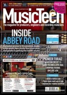 MusicTech September 2017