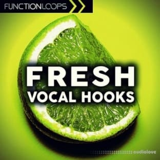 Function Loops Fresh Vocal Hooks