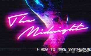 Sonic Academy How To Make Synthwave with The Midnight