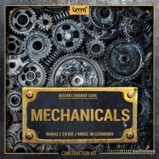 Boom Library Mechanicals Construction Kit