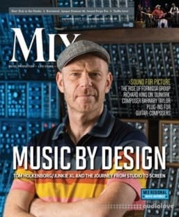 Mix Magazine September 2017
