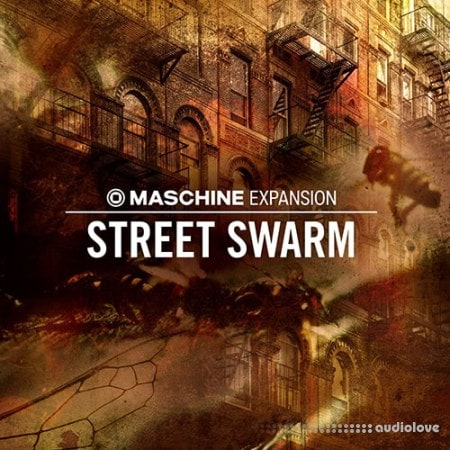 Native Instruments Maschine Expansion Street Swarm FULL Maschine WiN MacOSX