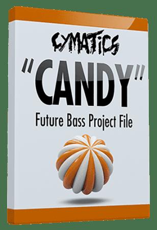 Cymatics Candy Future Bass Project File