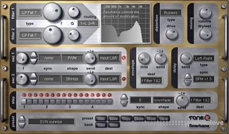 Tone2 FilterBank 3 v3.4.0 WiN MacOSX