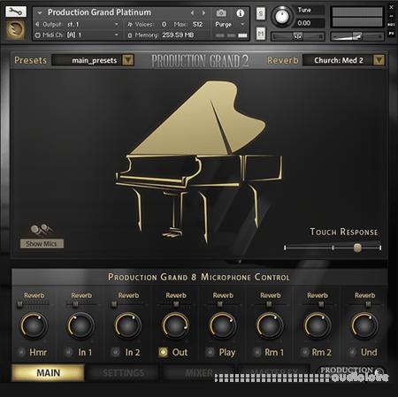 Production Voices Production Grand 2 Platinum free download - AudioLove