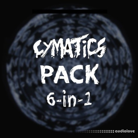 Cymatics Pack 6-in-1
