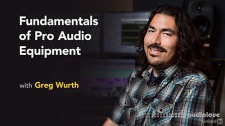 Lynda Fundamentals of Pro Audio Equipment