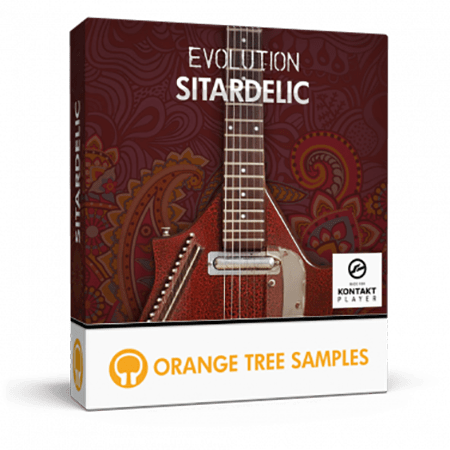 Orange Tree Samples Evolution Sitardelic v1.1.65 KONTAKT
