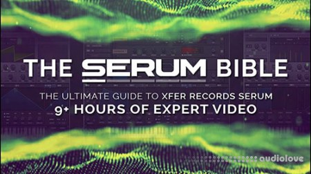 ADSR Sounds The Serum Bible free download - AudioLove