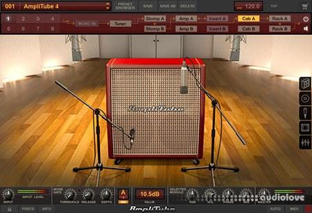 IK Multimedia AmpliTube 4 Complete v4.6.0B WiN MacOSX