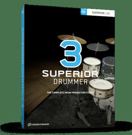 Toontrack Superior Drummer 3 v3.1.5 CE Rev2 WiN