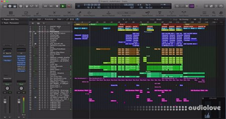 SkillShare Making Full EDM Track in Logic Pro X free