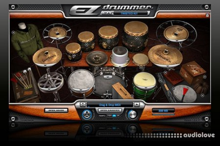 Toontrack MIDI and EZX Expansions Updates