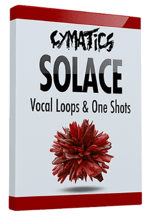 Cymatics Solace Vocal Loops and One Shots