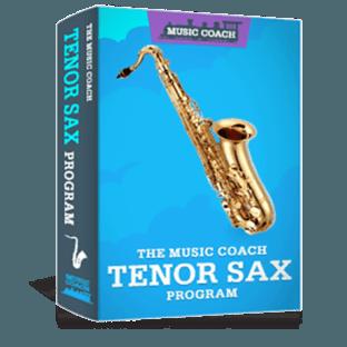 The Music Coach Online Tenor Sax Program