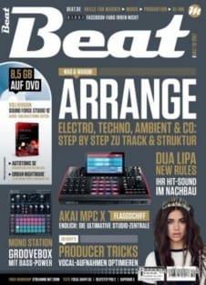 Beat Magazin Oktober 2017