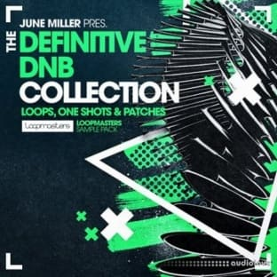 Loopmaster June Miller The Definitive DnB Collection