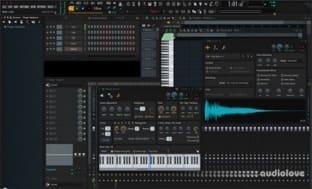 Image-Line Fl Studio 12 Adobe Black Skin