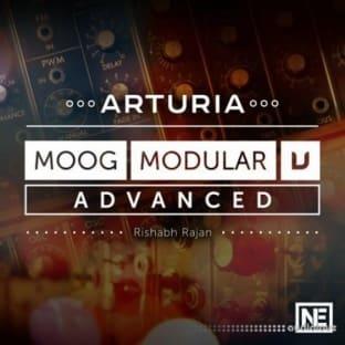 Ask Video Arturia V 202 Moog Modular V Advanced