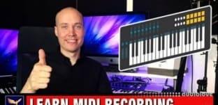 SkillShare Learn MIDI Recording for Music Production