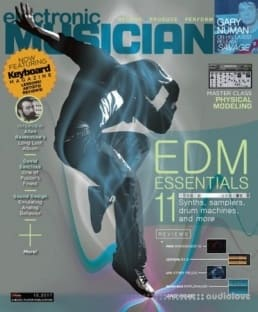 Electronic Musician October 2017