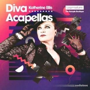Loopmasters Katherine Ellis Diva Acapellas