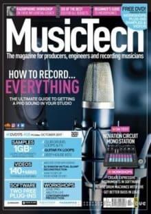 MusicTech October 2017