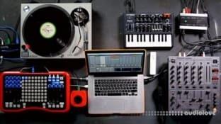 Lynda Ableton Live DJing