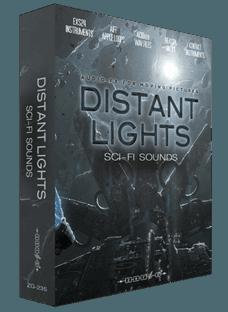 Zero G Distant Lights