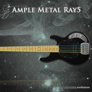 Ample Sound AMR2 (Ample Metal Ray5)