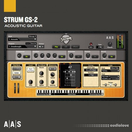 Applied Acoustics Systems Strum GS-2 v2.2.4 WiN MacOSX