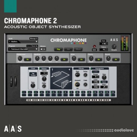 Applied Acoustics Systems Chromaphone 2 v2.1.1 WiN MacOSX