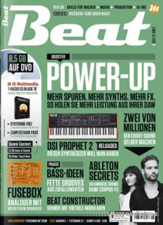 Beat Magazin November 2017 German Complete Content