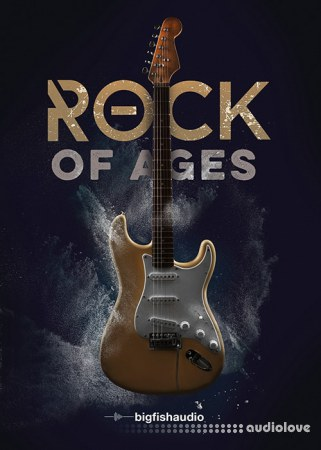 Big Fish Audio Rock Of Ages MULTiFORMAT KONTAKT