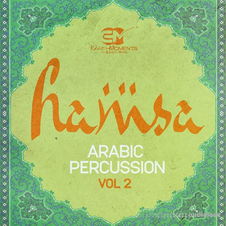 EarthMoments Hamsa Vol.2 Arabic Percussion