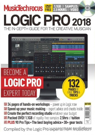 MusicTech Focus Series Logic Pro 2018 free download - AudioLove