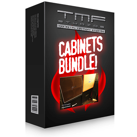 The Metal Factory Studios Cabinets Bundle