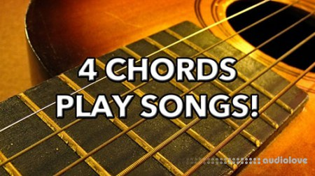 Udemy Learn 4 Chords and Play Thousands of Songs!