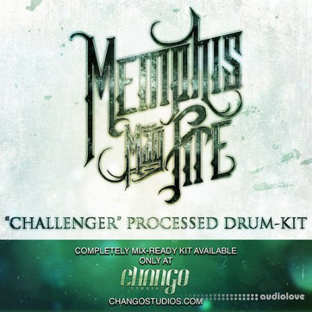 Chango Studios Memphis May Fire Processed Drum Kit