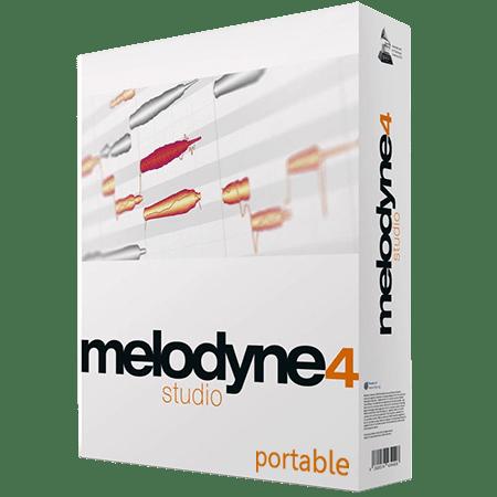 Celemony Melodyne 4 Studio Portable v4.2.3.001 WiN