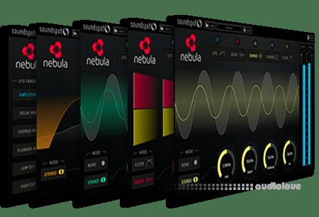 SoundSpot Nebula FX v1.0.2 WiN MacOSX