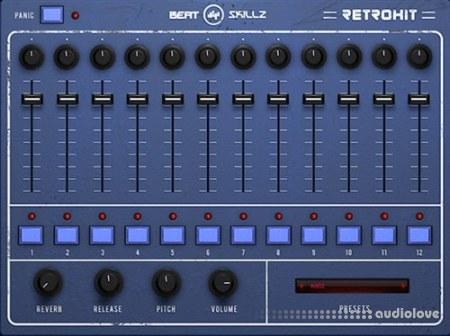 BeatSkillz RetroHit v1.0.0 WiN MacOSX