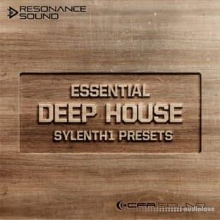 Resonance Sound CFA-Sound Essential Deep House Sylenth1