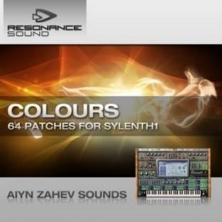 Resonance Sound Aiyn Zahev Sounds Colours Vol.1