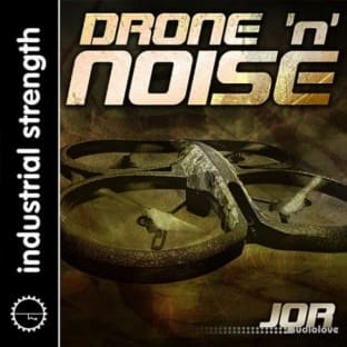 Industrial Strength JQR Drone and Noise